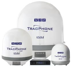 mini-VSAT antenna range